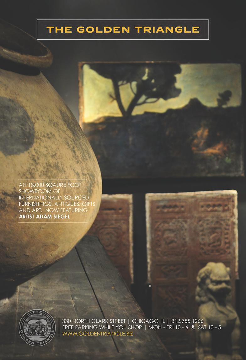 Adam Siegel | Flyer