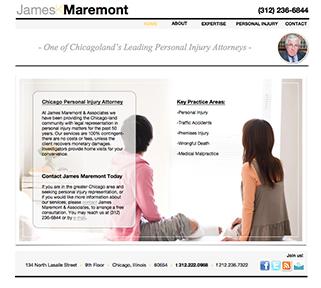 James K. Maremont | Website