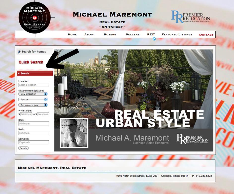 Michael Maremont | Website