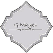 G. Mayes | Logo