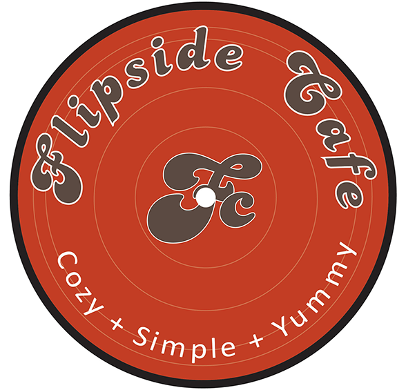 Flipside Cafe | Logo