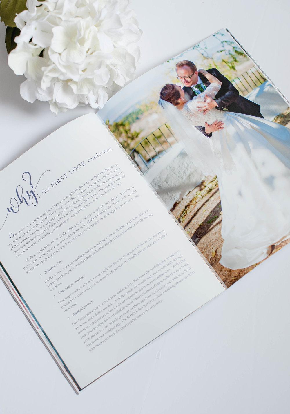 """I was so thankful for the Adivas Mag!"" - -Ralph & Sonia"