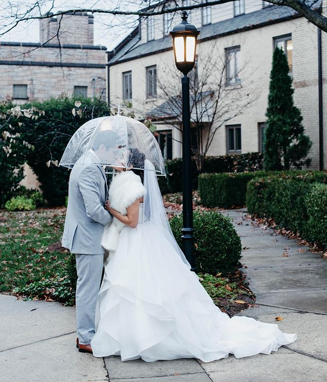Even the rain couldn't dampen the passion! . . . . . . . . . #wedding #weddingday #ncweddingphotographer #charlotteweddingphotographer #charlotteweddingphotography #northcarolinaweddingphotographer #nc #scweddingphotographer #communityovercompetition #bustld #bustldcharlotte #fineartweddingphotographer #bride #brideandgroom #portraitphotography #rain #southernbride #kiss #carolinabride #rainywedding #adivasbrides . @beyondtheveilwedding @psidewinder294 @_napo1eon