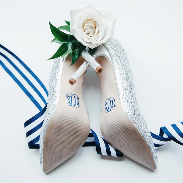 It's in the little details!! Such a cute idea putting your initials on your wedding shoes of you and your groom! . . . . . . . #southernbride #carolinabride #cltwedding #charlotteweddingphotographer #carolinabrides #bridalshoes #bridalideas #shoes #wedding #weddingshoes #ncweddingphotographer #scweddingphotographer #bridaldetails #brideshoes #fineartweddingphotography #communityovercompetition #bustldcharlotte #clt #charlotteweddingphotographer #charlotteengagementphotographer #charlottephotographer #weddingphotographer #wedding #shoes