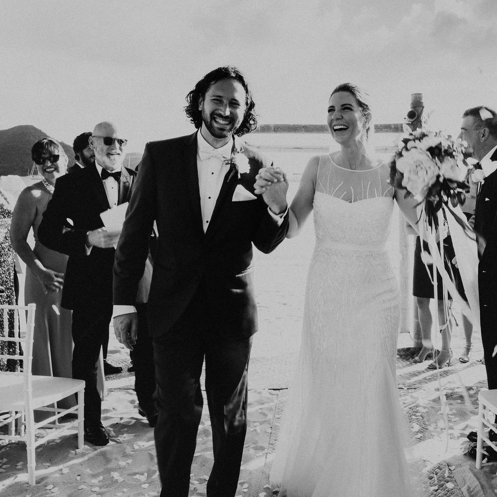 Lauren + Reid | St. Lucia
