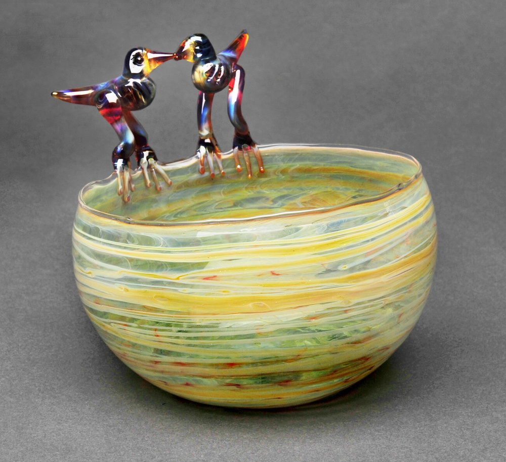 Love Bird Bowl