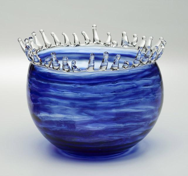 Waterdrop Bowl