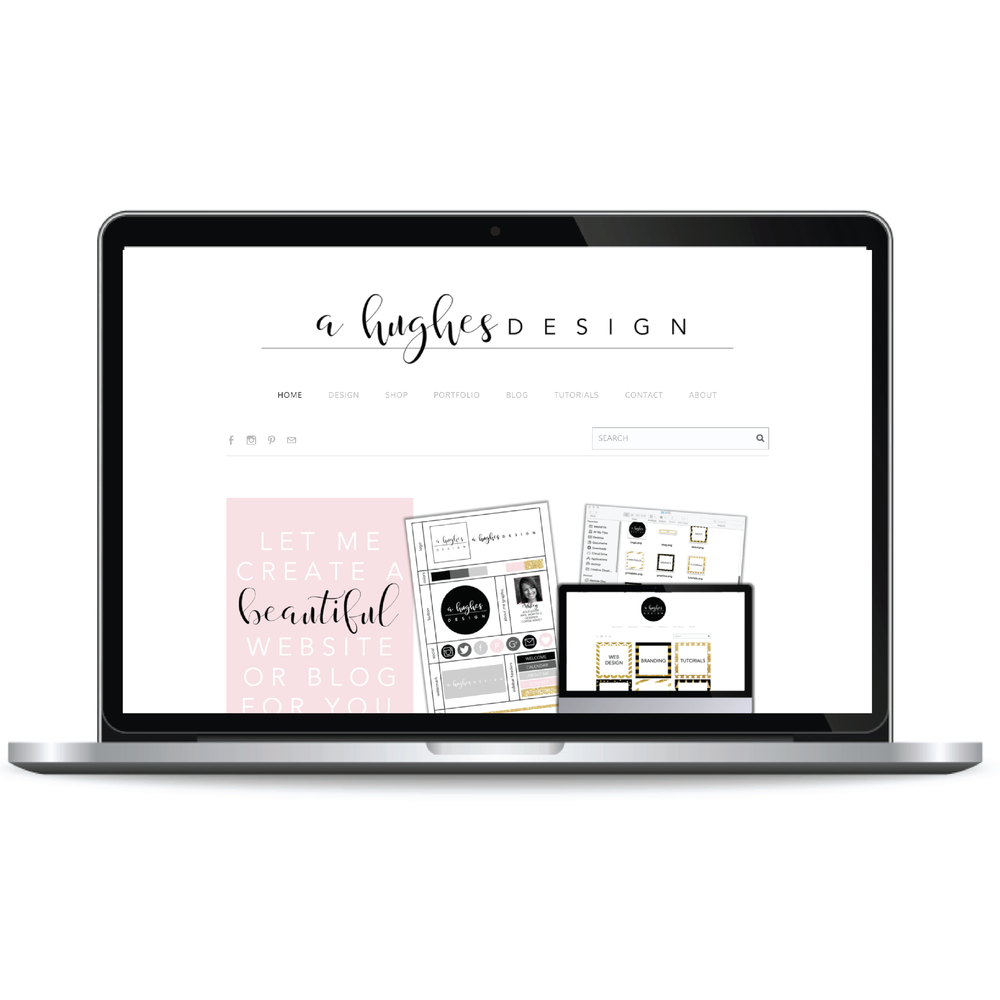 Weebly Makeover