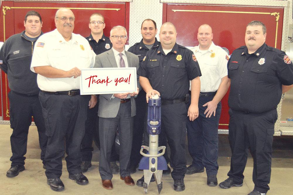 Kouts Volunteer Fire Department