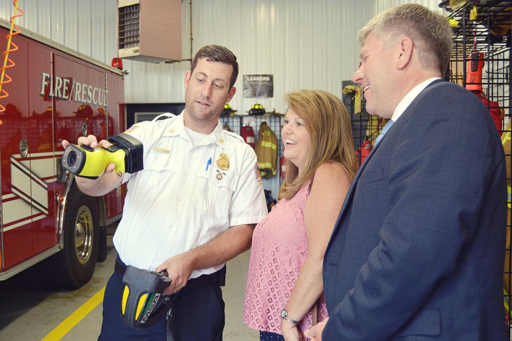 Morgan Township Volunteer Fire Department