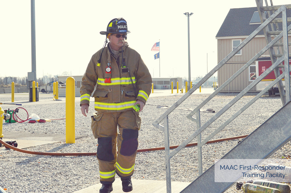 MAAC First Responder Training Facility Grant