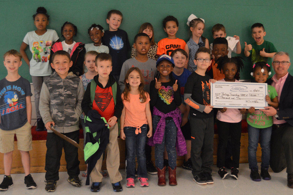 Portage Township YMCA Grant 2017