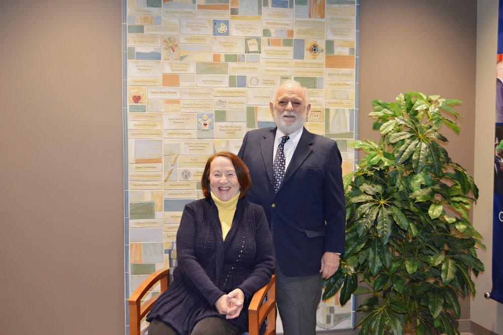 Dr. John and Linnea Forchetti