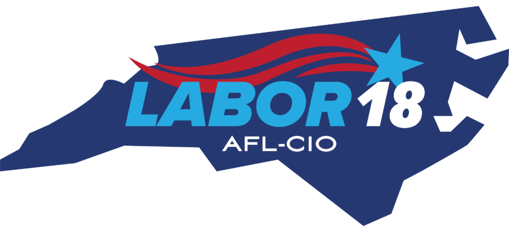 View  2018 NC Labor Voter Guide
