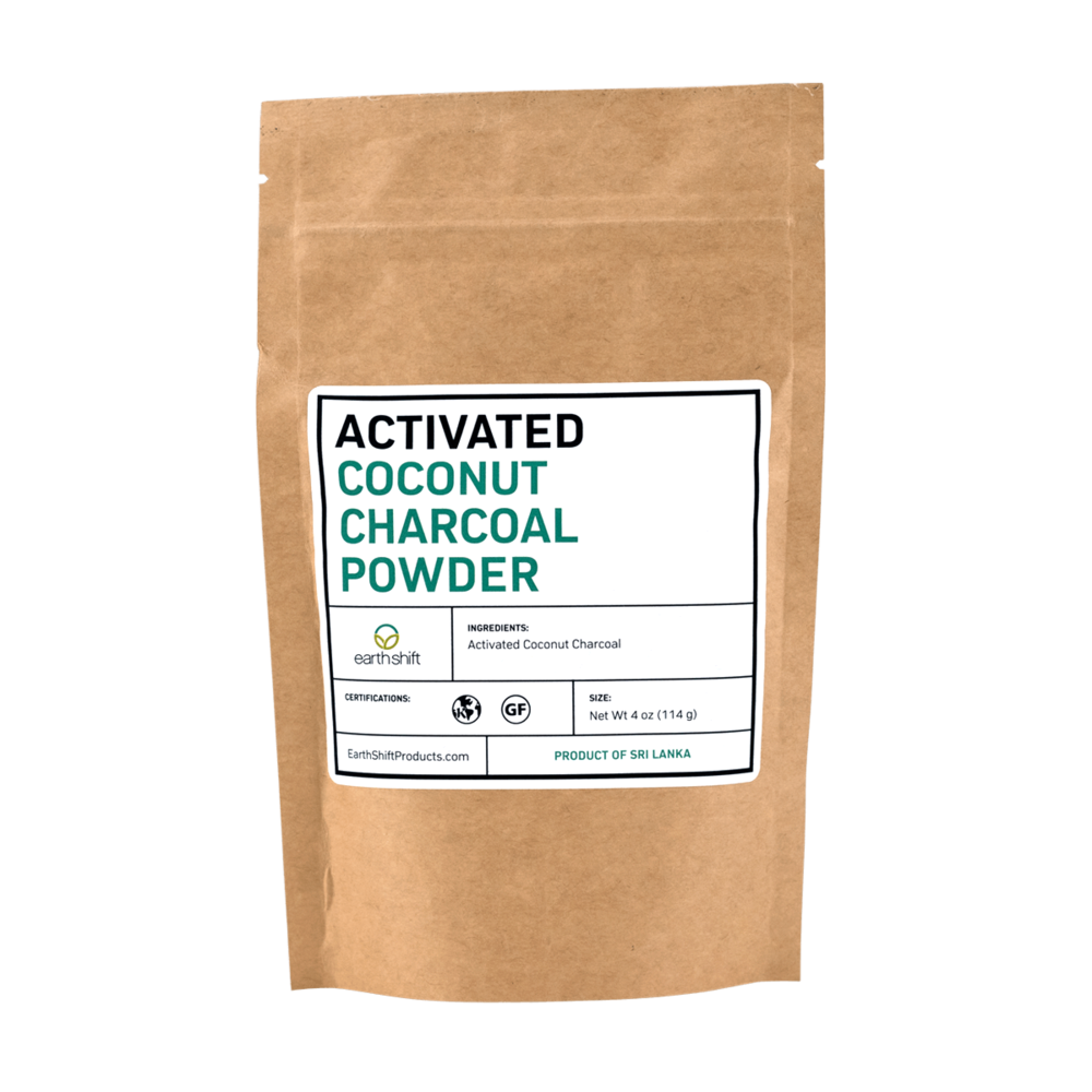 This company recommends taking their charcoal, made from coconut, with water and claims that it will remove heavy metals and environmental pollutants from the body.