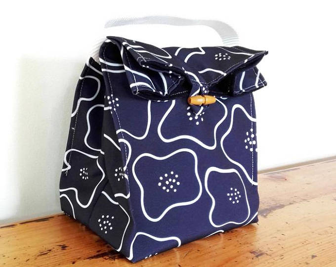 Reusable Lunch Bag PipPottage