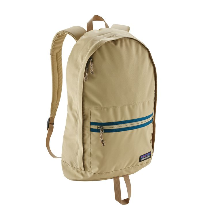 recycled polyester backpack