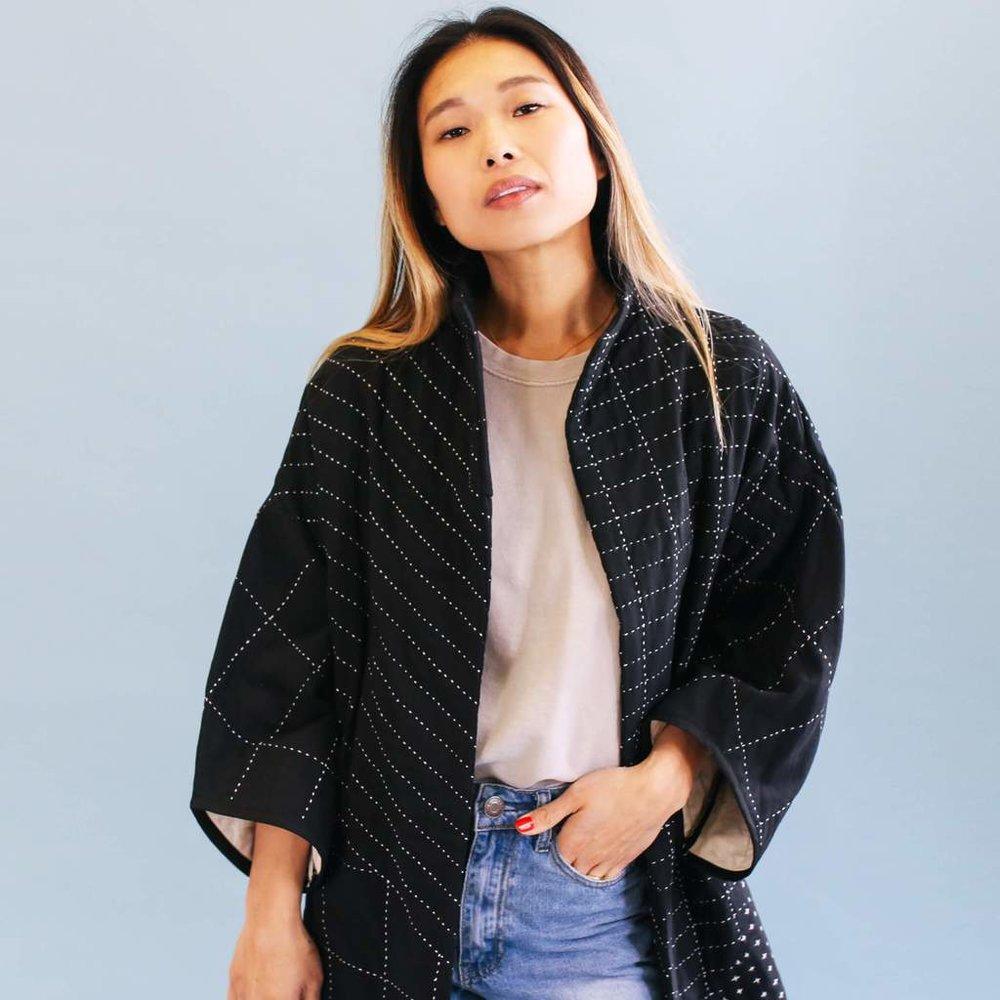 Anchal Project Kimono Naari Jacket
