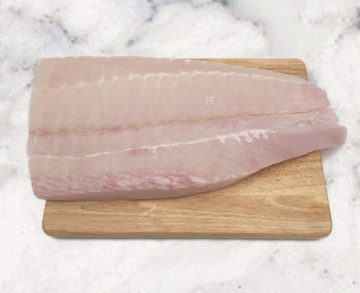 Alaskan Halibut   Origin: Alaska and Canada