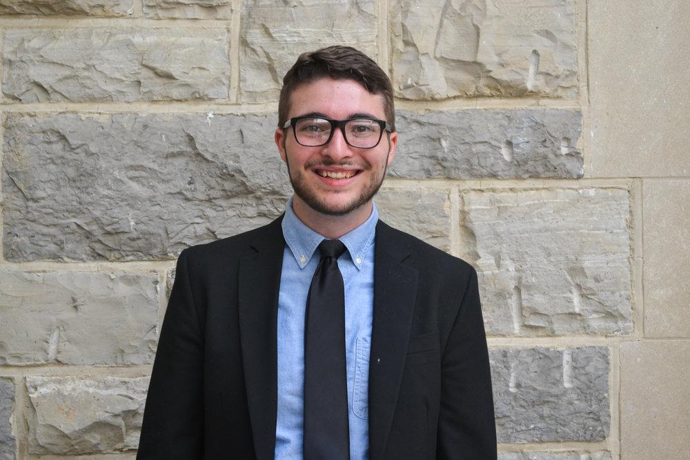 Jonathan Briganti | MSBA-BA | Research Assistant