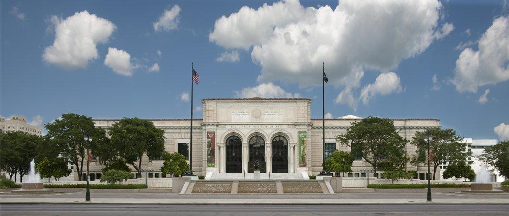 Detroit Institute of Arts | 5200 Woodward Avenue