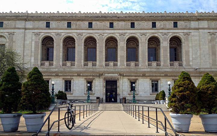 Detroit Public Library | Main Branch | 5201 Woodward Avenue