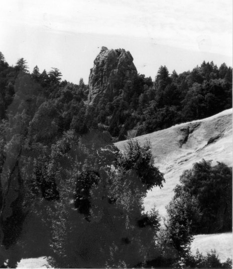 Chimney Rock, Northern Mendocino County, California
