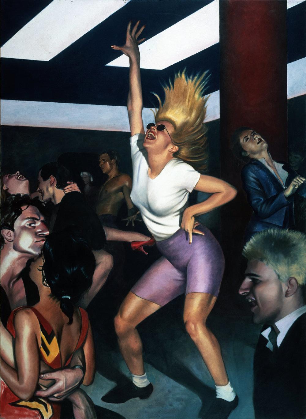 Nightclubbing 1