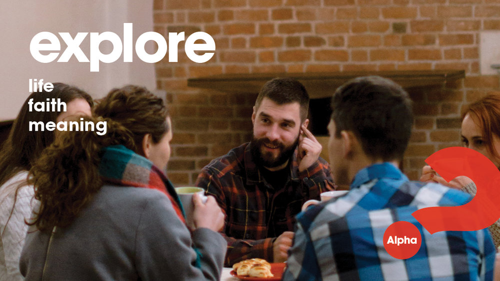 Volunteer at Alpha - We couldn't run Alpha the way we do if it wasn't for  our amazing volunteers who serve weekly! If you have participated in the Alpha Course in the past we need your help facilitating discussions as an Alpha table group Leader! Join us for our leaders training on February 3rd!