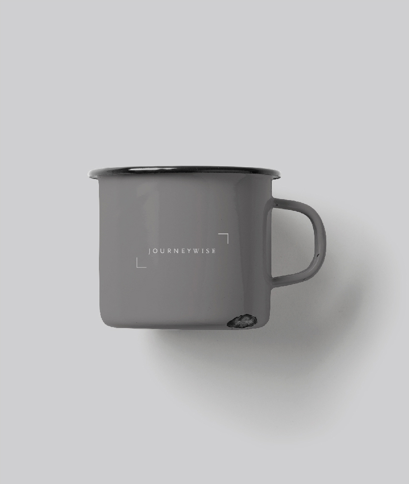 Journeywise Mug Design