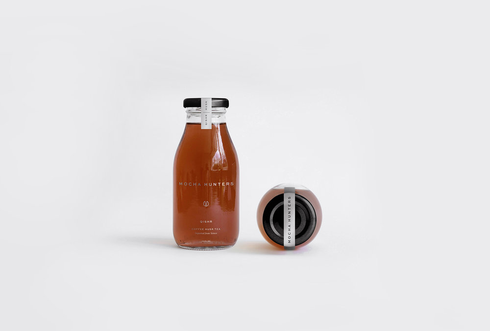 Mocha Hunters Packaging Design