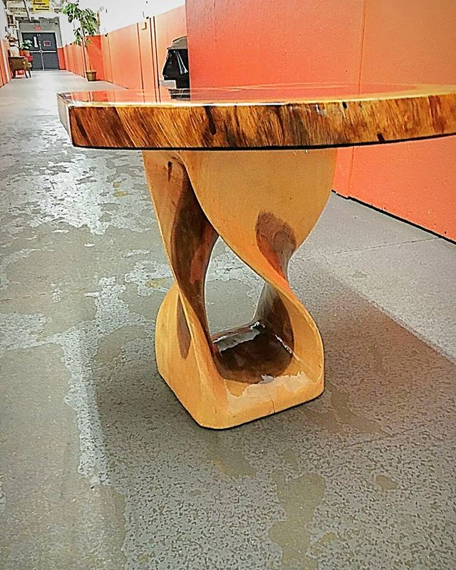 """Snidley"" Ebony Acacia Beautifully hand carved Acacia wood Coal Wall Black Resin 26in× 24 in 22 1/2in $1600  #resin #art #localartist #hardwork #paysoff #carpenter # finestaround #beautiful #love #nature #woodworking #wood #talent #bestaround  #artform #checkitout #woodart"