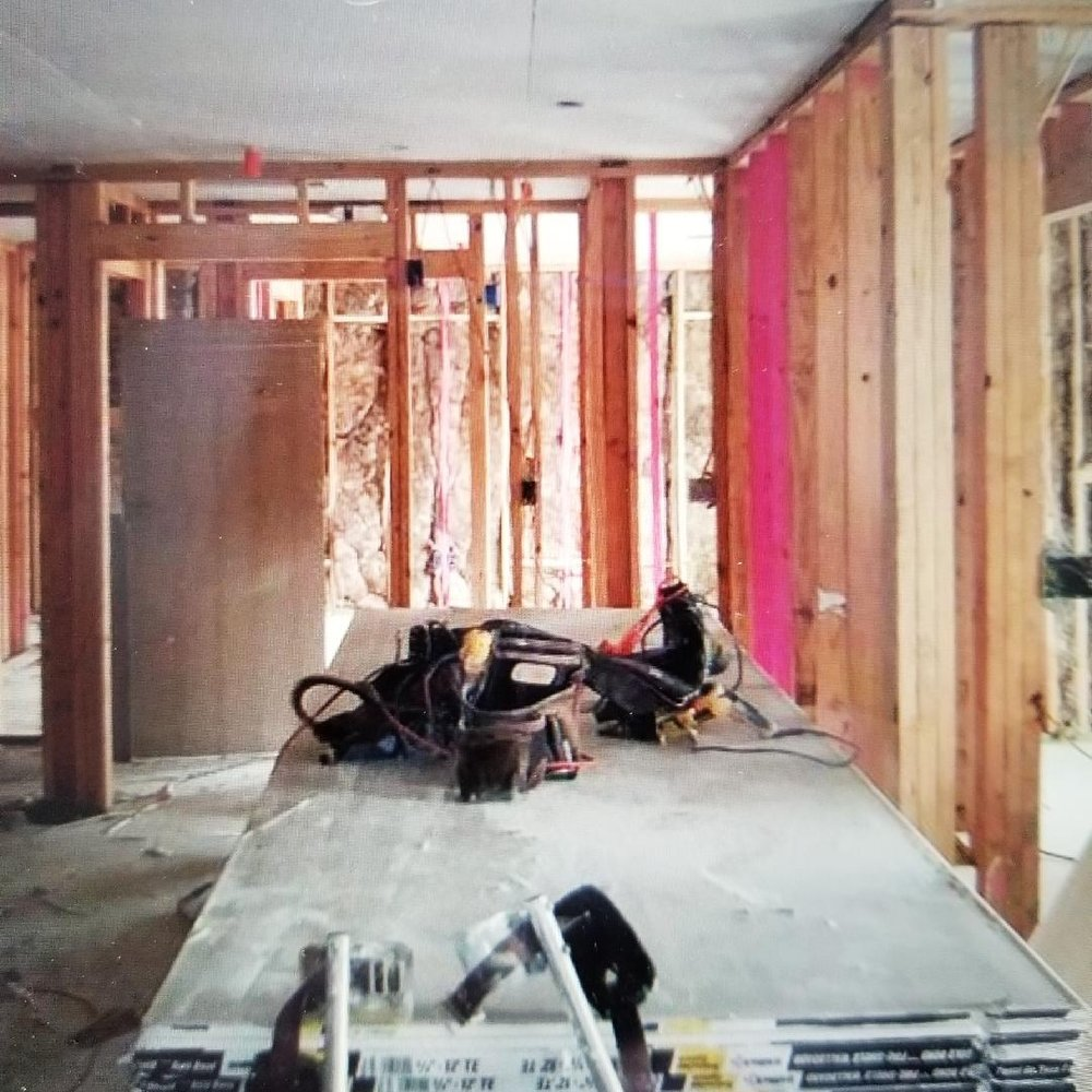 Custom Drywall Basement Suites