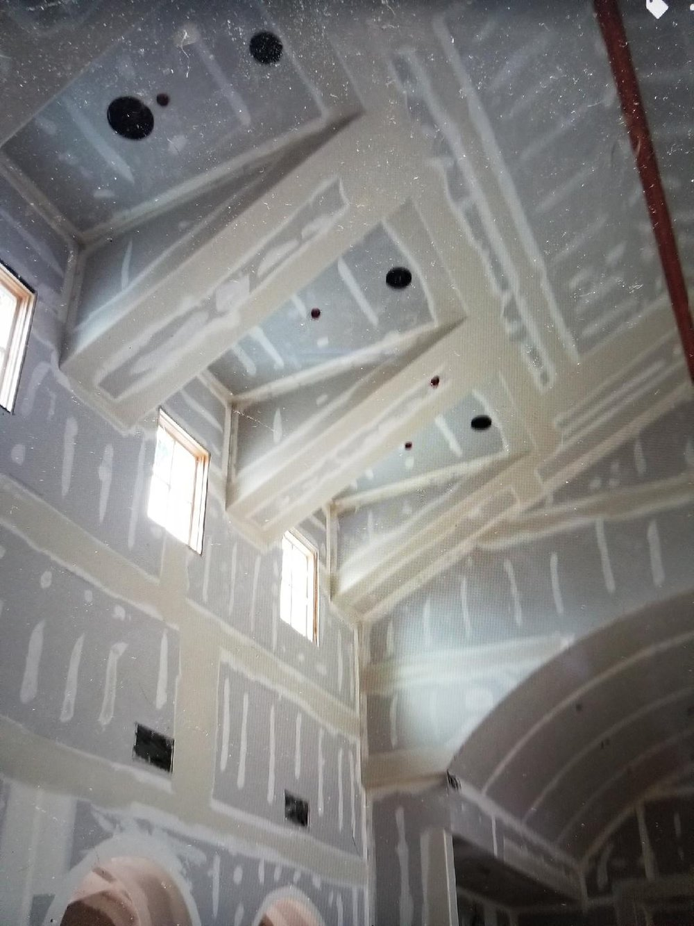 Custom Drywall Restoration