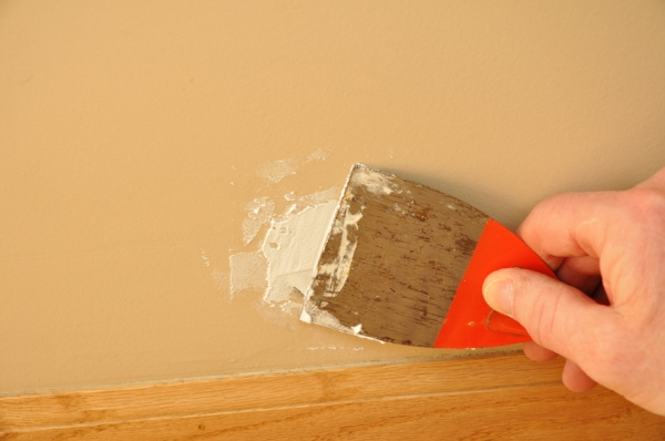 Drywall Repair & Patching -