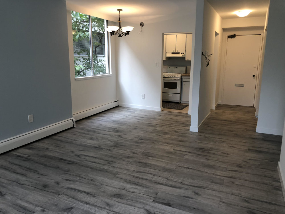 Custom Drywall Renovation and Painting Vancouver