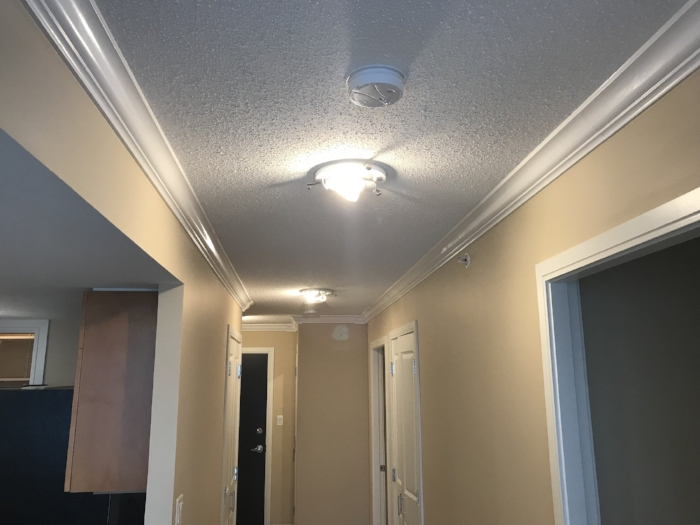 Popcorn ceiling removal Vancouver| Custom Drywall and Painting