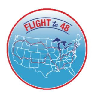 Flight to 48