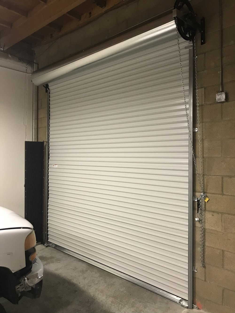 Commercial Corrugated Steel Door Installation, Repair, Maintenance And  Security. 24 Hour Emergency Service Dispatched From Riverside, California