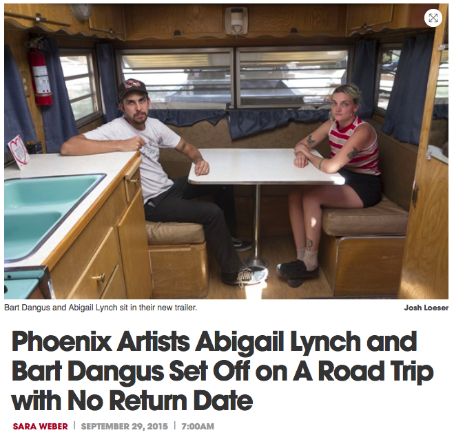 PHX New Times Article - Click for Full ArticleYeah, we were happy to get some promotion but unfortunately it just made us sound like fucking crazy cat ladies. We mentioned we had pets that my Mom was going to take care of and all of a sudden that became the backbone of the article and barely touches on comedy, art, podcasting, or traveling . 'Cats' is mentioned 9 times in the article and 'Comedy' only once. Gah damnit.