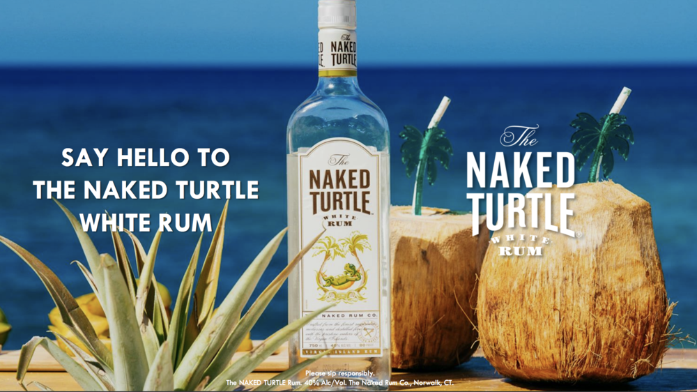 The naked turtle, nude and bent over females
