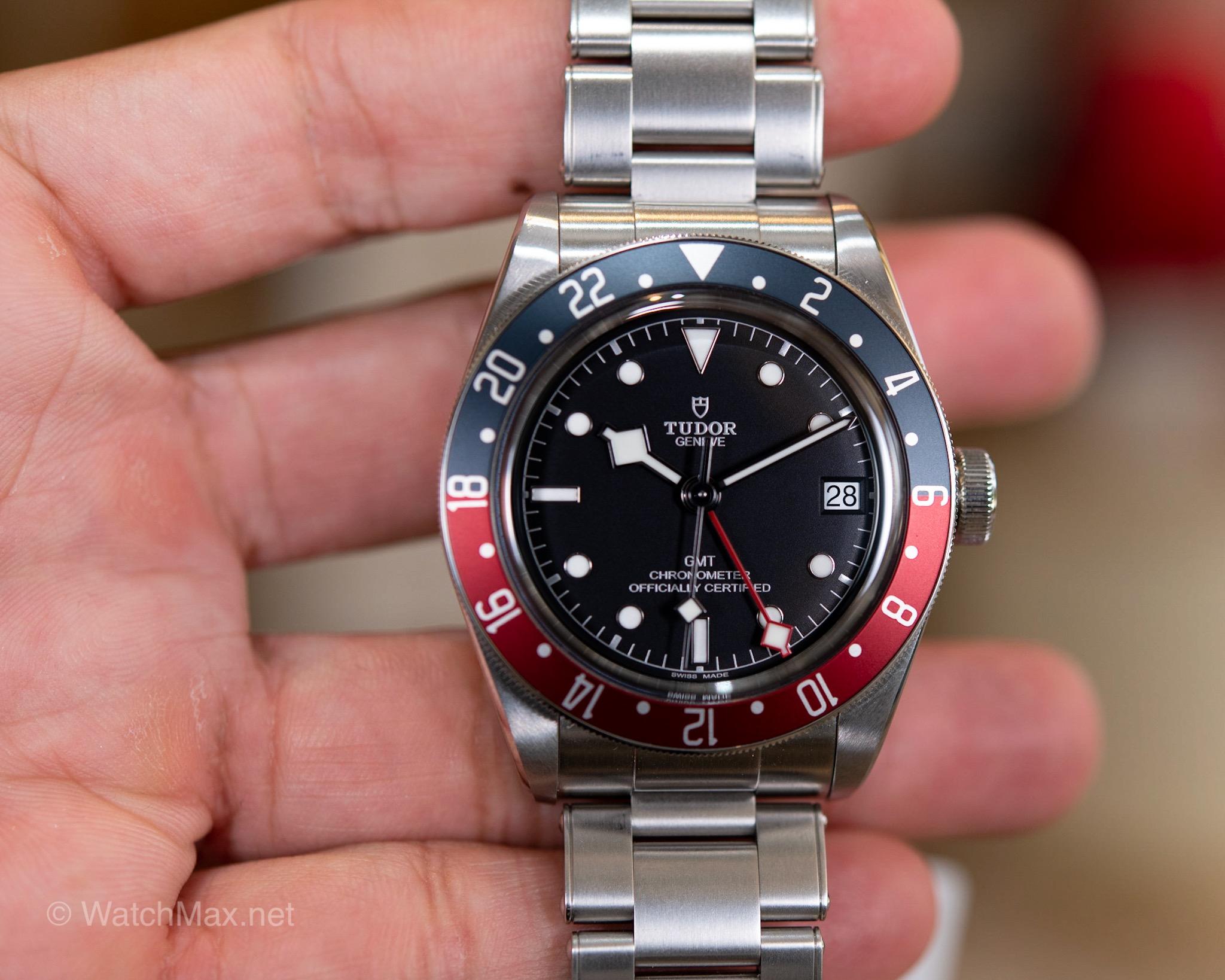 f6f2febf3fc Tudor Black Bay GMT first look — WatchMax