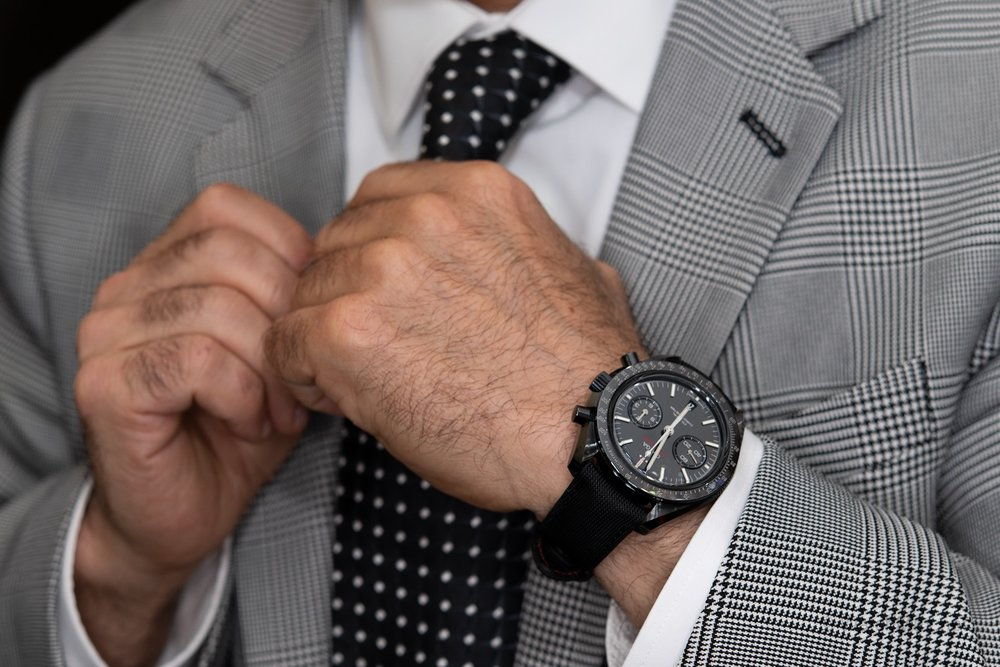 Thoughts on the Omega Speedmaster