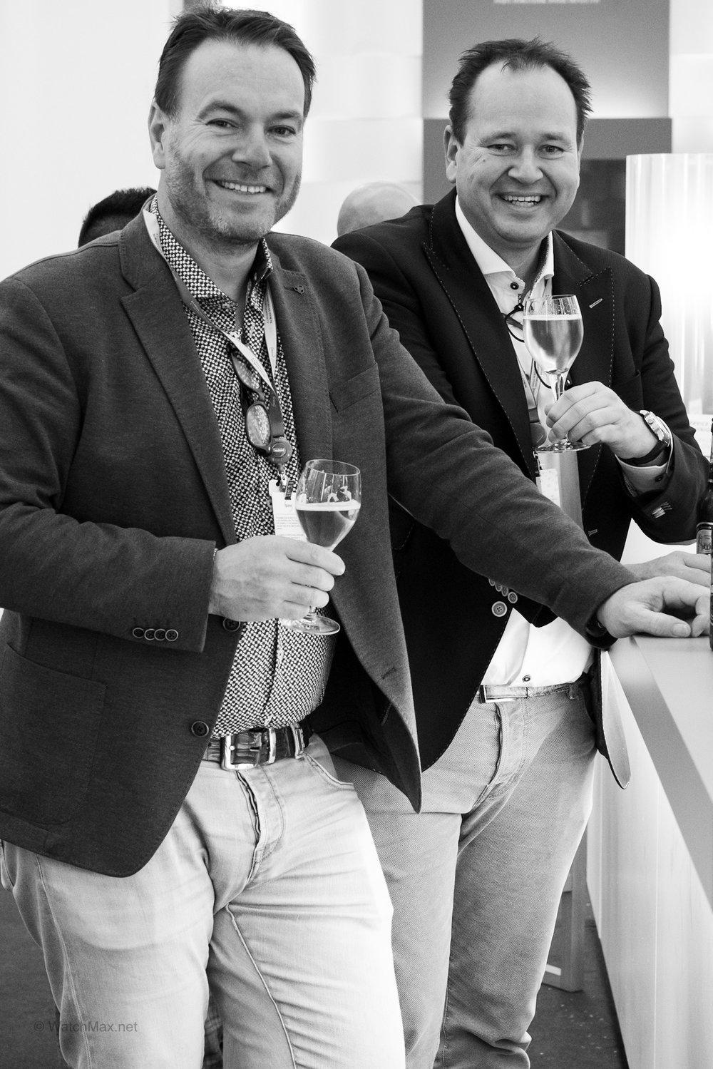Bart and Tim Grönefeld