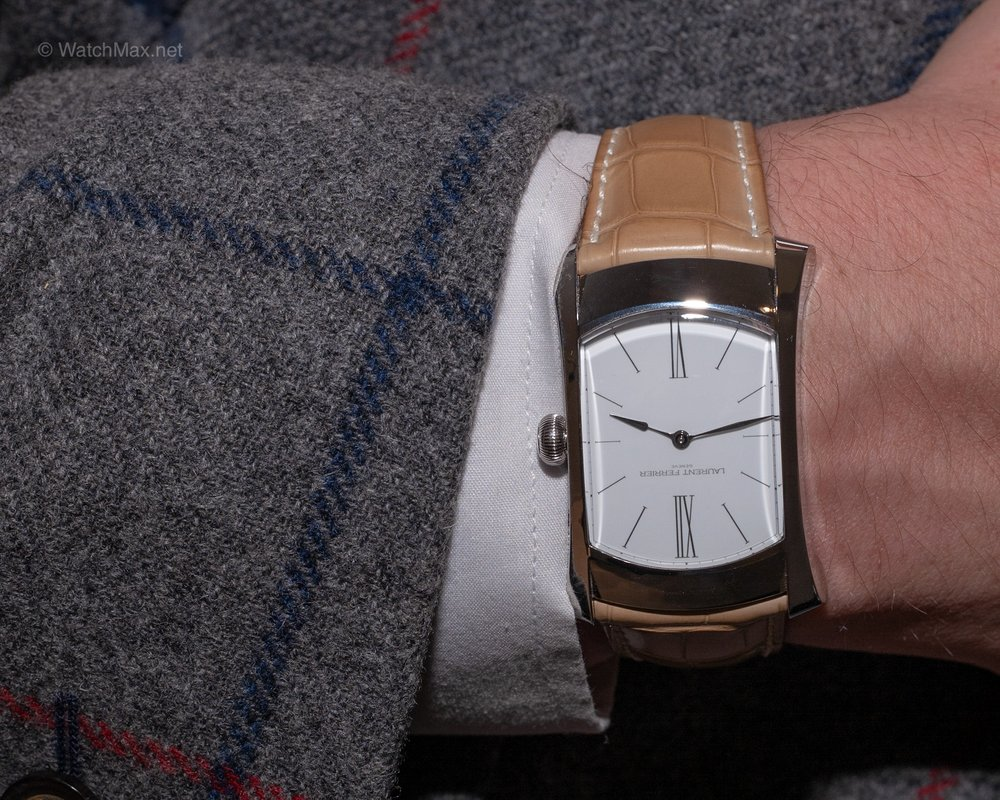 Laurent Ferrier novelties first look @ SIHH 2019 - At SIHH I got an opportunity to see and handle all of Laurent Ferrier's novelties for 2019. The famed Geneva independent brand released a small but varied collection in the typical classic, simple, yet with casual feel. Read more…