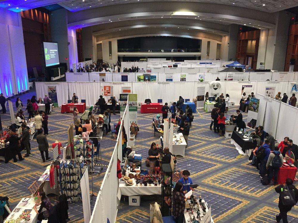 Expo show GWHCC 2018