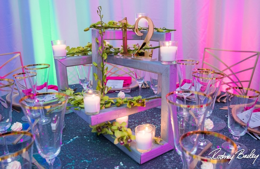 Custom Made Centerpiece