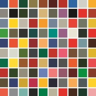 Just a few colors...