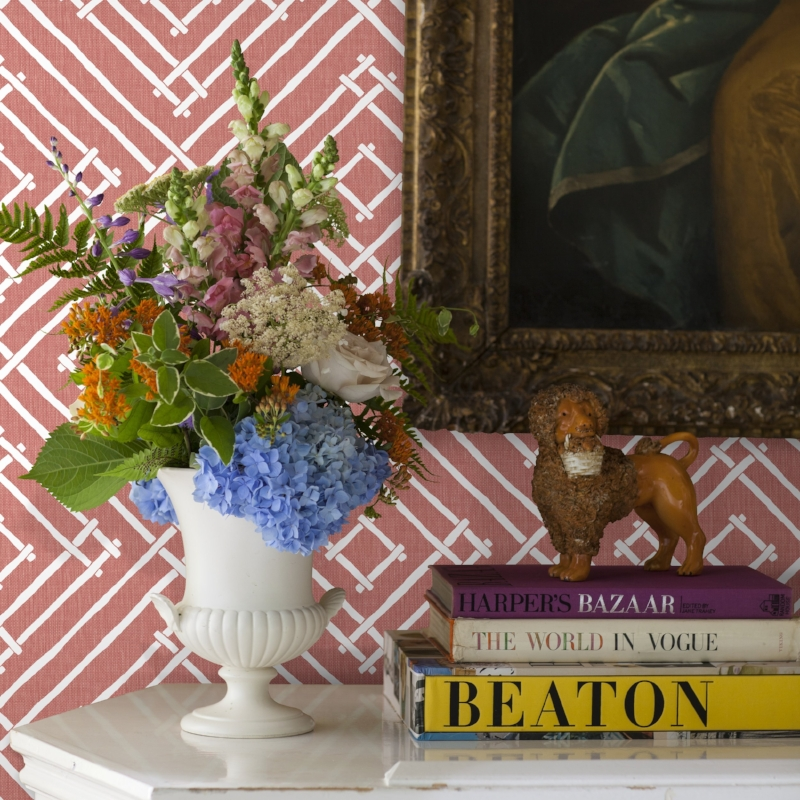 Madcap Cottage for York Wallcoverings - Wallpaper is back—and in a big way. Not that it ever left at Madcap Cottage. We are thrilled to partner with America's oldest wallcoverings company to create this prints- and pattern-centric collection. Easy up and easy down. Made in America.