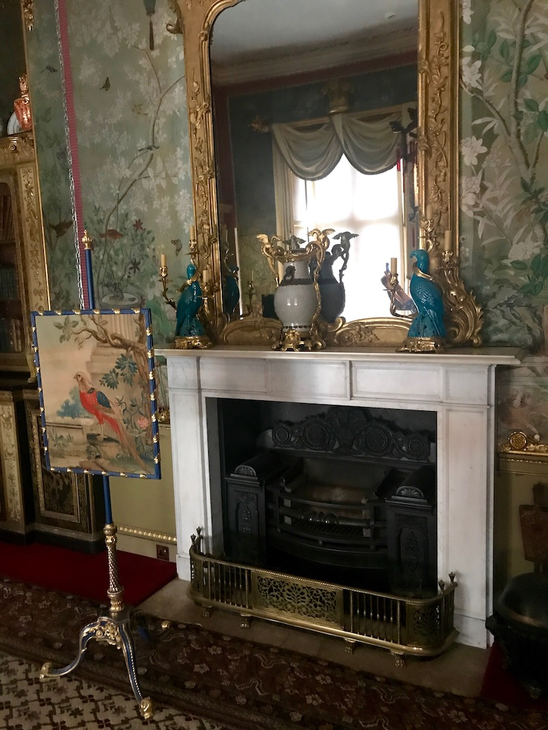 Chinese Drawing Room at Temple Newsam